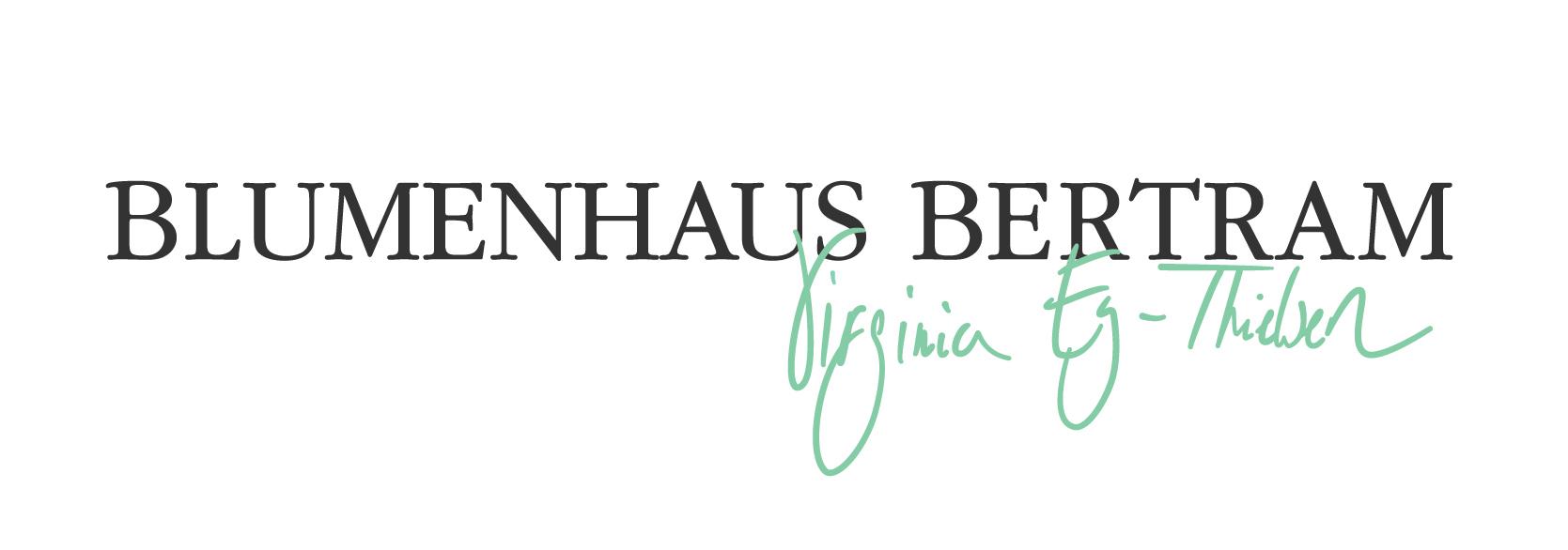 BLUMENHAUS BERTRAM