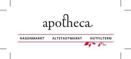 APOTHECA HUTFILTERN